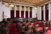 West Virginia Supreme Courtroom